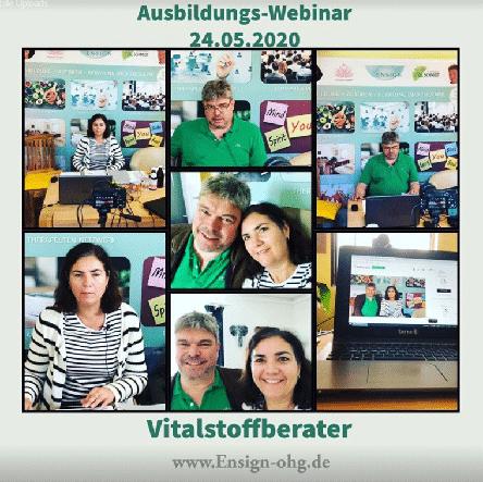 Online Ausbildung zum Vitalstoff-Berater – Teil 1