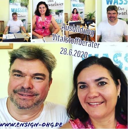 Online Ausbildung zum Vitalstoff-Berater – Teil 2