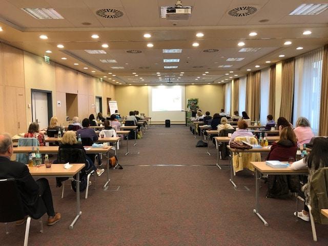 Praxisseminar in Frankfurt – Vitalstofftherapie – behandeln ohne Nebenwirkungen