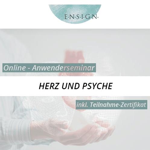 on-demand Online Anwenderseminar – Herz und Psyche